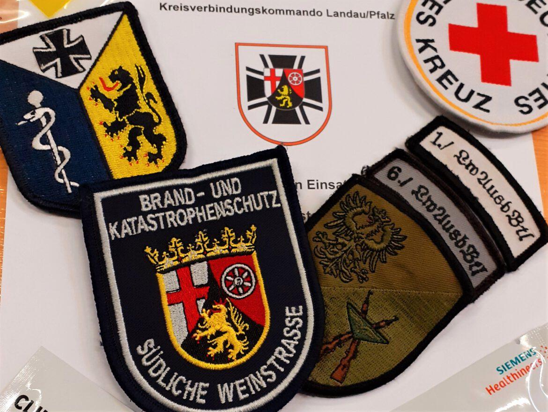 Teststation Landau/SÜW dank Bundeswehr-Unterstützung weiterhin geöffnet.Mo, Di, Do: 13 – 19 Uhr