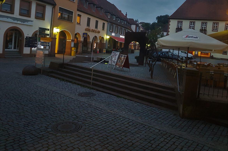 Kreis SÜW und Stadt Landau.Nächtliche Ausgangssperre zwischen 21 und 5 Uhr.Ab Donnerstag, 22. April