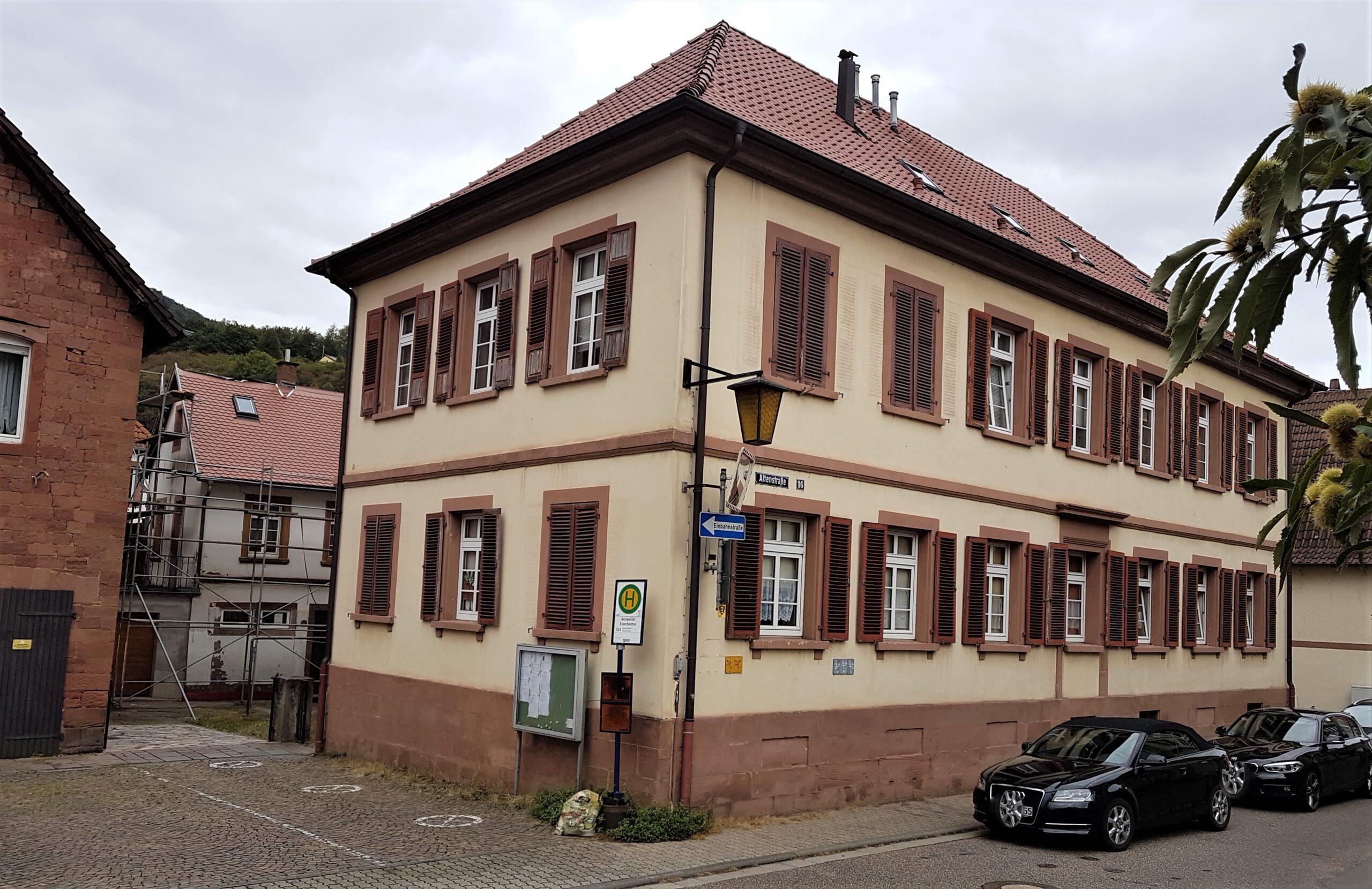Stadtrat Annweiler. Sitzung des Bau- und Planungsausschusses.Verkauf der stadteigenen Immobilie Altenstrasse 16 noch offen
