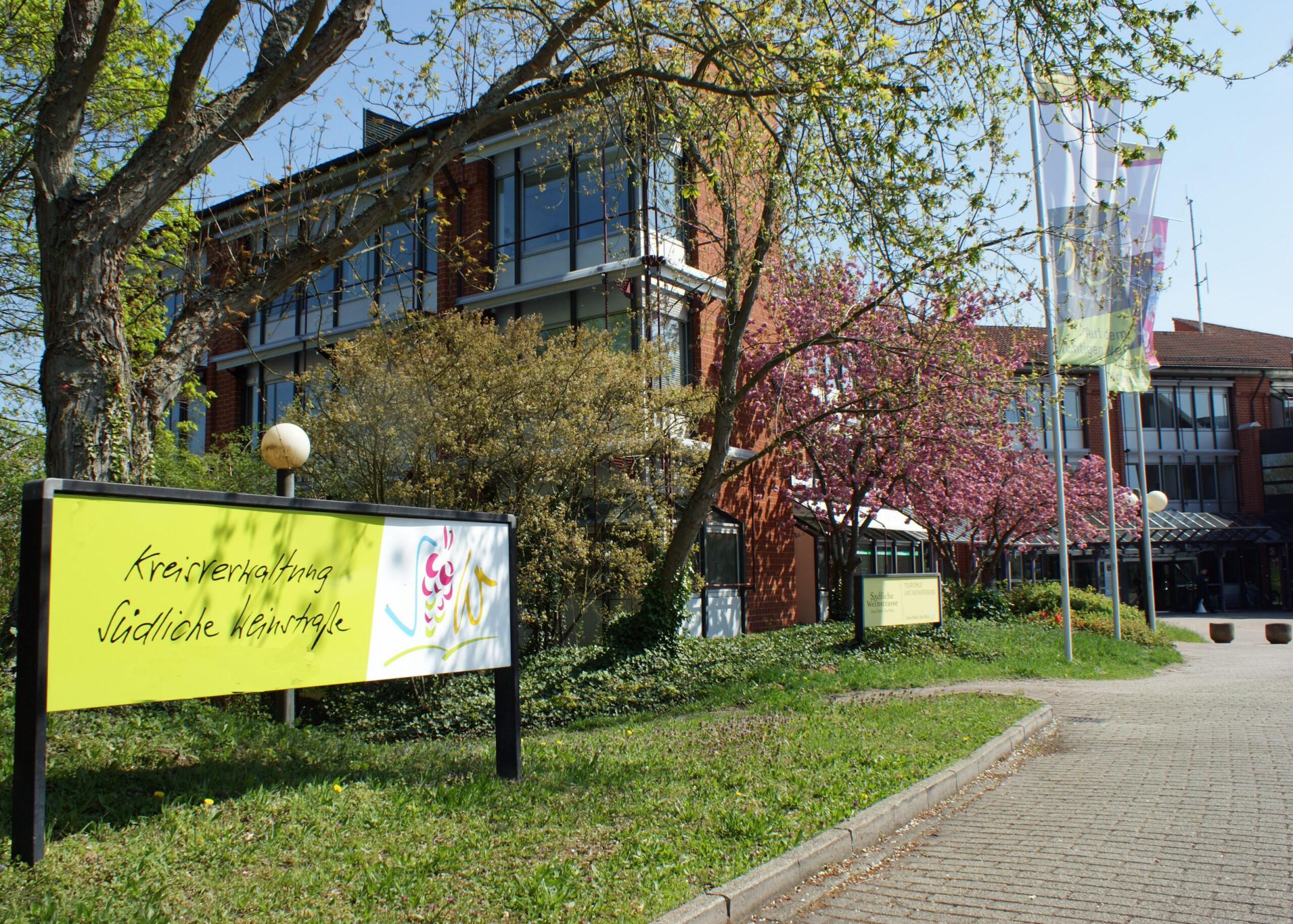 Kreistag Südliche Weinstraße tagt am 12. April