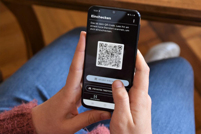 Corona Kontaktnachverfolgung. Stadt Landau und Kreis SÜW bereiten Einführung der luca-App vor