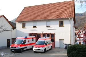 Rettungswache Annweiler.SÜW-Kreisausschuss beschließt 21.000 Euro Nachtrags-Zahlung