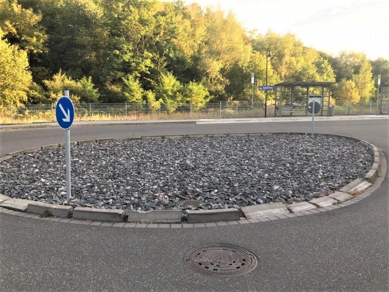 VG Annweiler: Modellkommune KlimawandelanpassungSchotter, Beton + Aspalt statt grüner Flächen