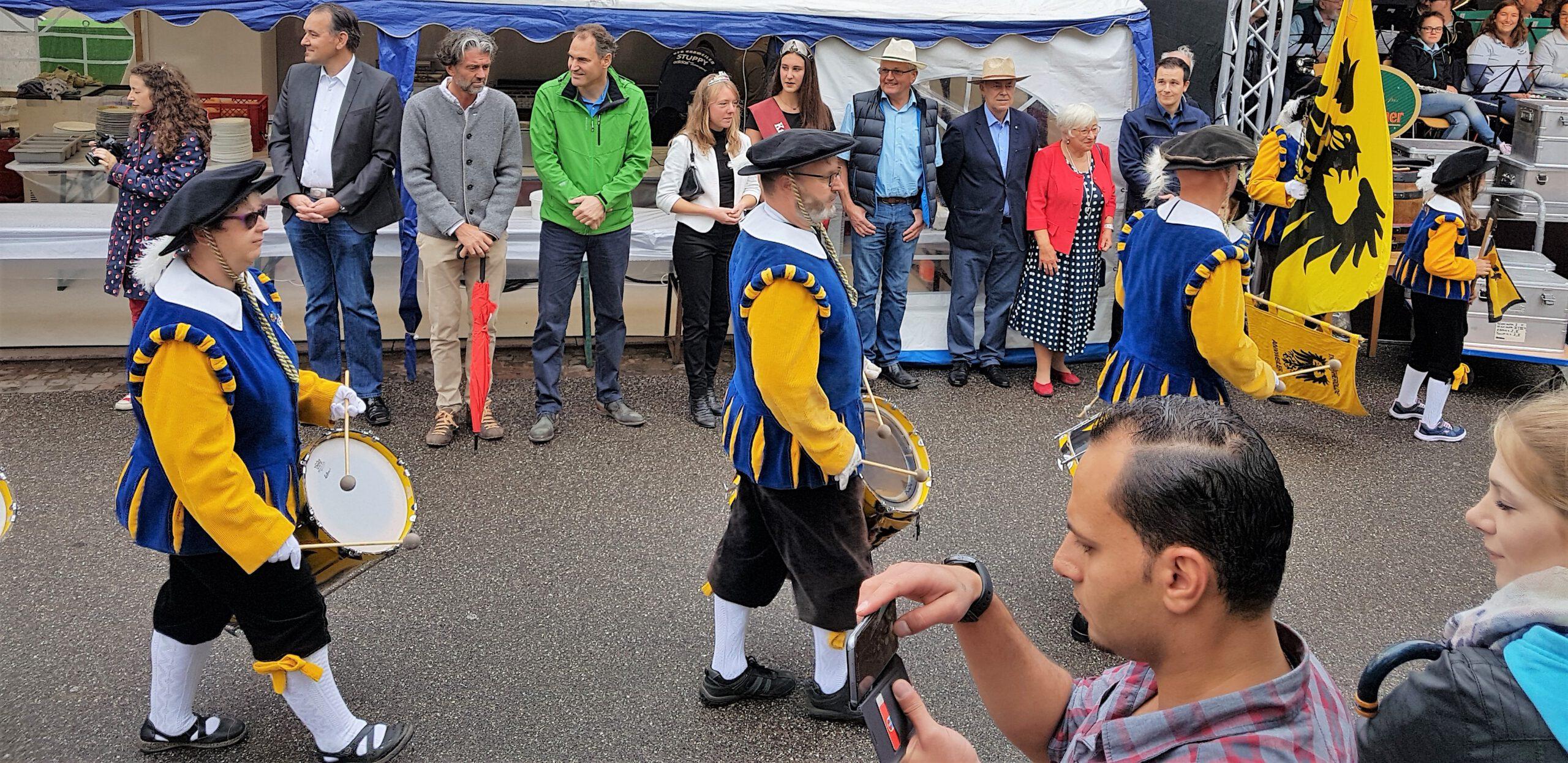 Viele Besucher und gute Stimmung. Impressionen vom Sommerfest der VG Annweiler