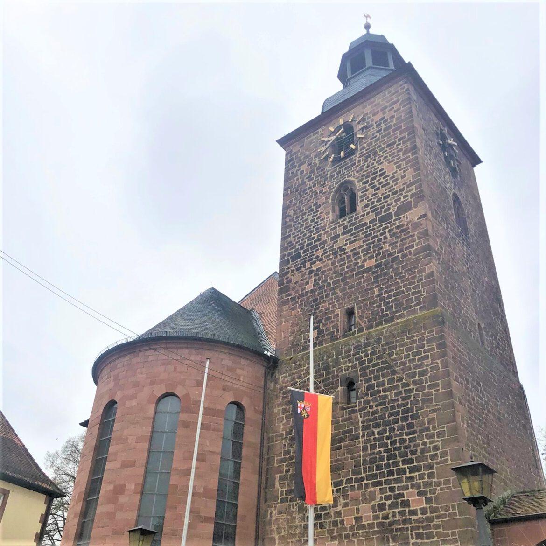 Corona-Gedenktag am 18. AprilStadt Annweiler und Ortsteile gedenken gemeinsam