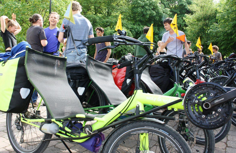 Internationale Spezialradmesse 2021 im Internet.Virtueller Besuch bei den Ausstellern