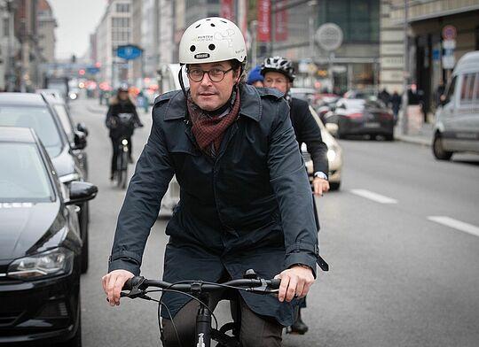 Nationaler Radverkehrsplan 2021.adfc fordert konkrete Umsetzung im Kreis SÜW