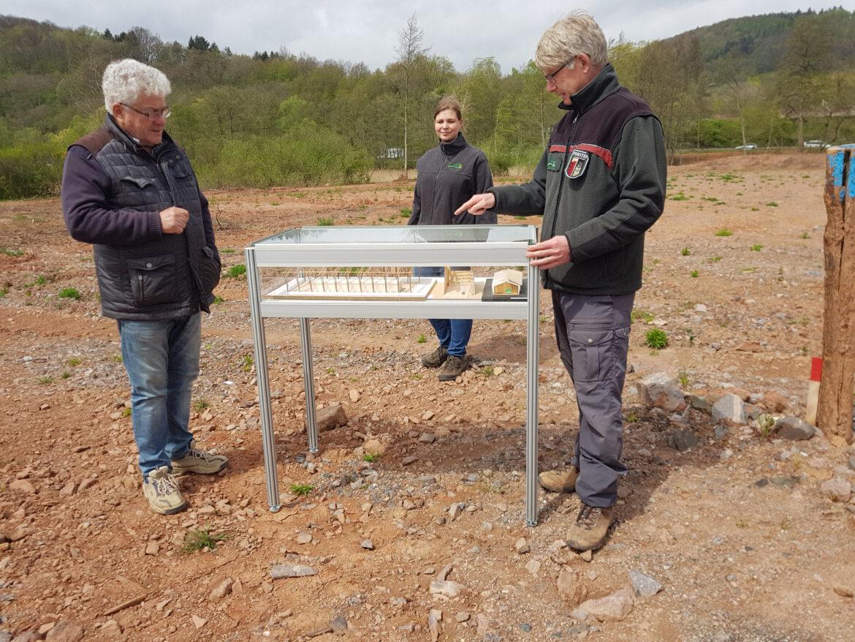 Weltweit einzigartig: Der Forsthof Annweiler.Trifels Natur zeigt, wie auf lokaler Ebene Anpassung an den Klimawandel aussehen kann.