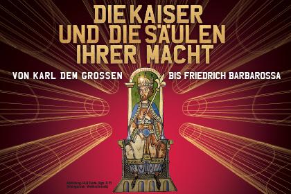 Die Kaiser und die Säulen ihrer Macht.Landesmuseum Mainz wieder geöffnet ab 28.Mai