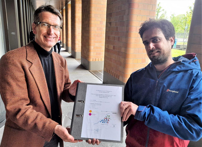 TechnologieRegion Karlsruhe will Modellregion für grünen Wasserstoff werden