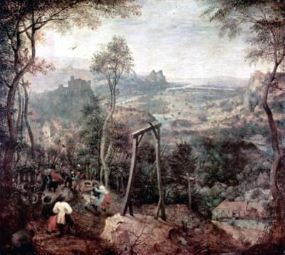 Der Galgenberg in Annweiler. Blutgerichtsbarkeit anno 1382 durch den Burgvogt vom Trifels