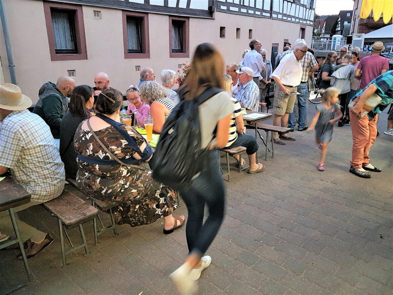 """Statt Fest … Spaß uff de Gass"".Arbeitskreis AK Stadtfeste hofft auf Normalität im September"