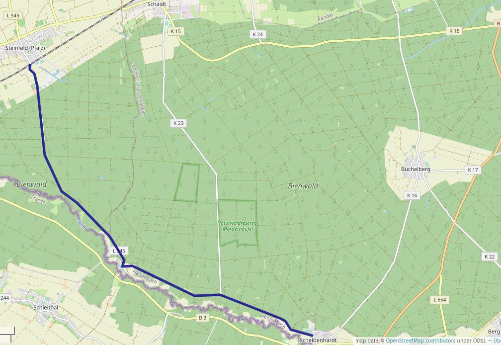 Kreistag SÜW verabschiedet Resolution für Radweg.Entlang L545 Steinfeld – ScheibenhardtWarum einige Kreis-Grüne dagegen sind.