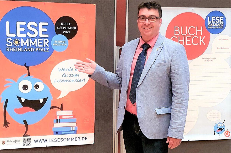 MdL Helge Schwab (FW): Lesesommer ist Beitrag zu Chancengleichheit