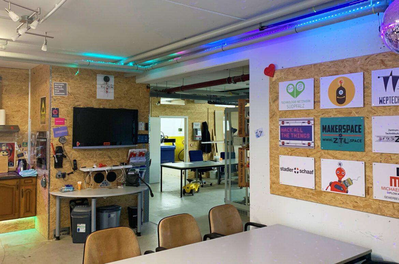 Machen ist wie wollen, nur krasser.MakerSpace in Landau eröffnet