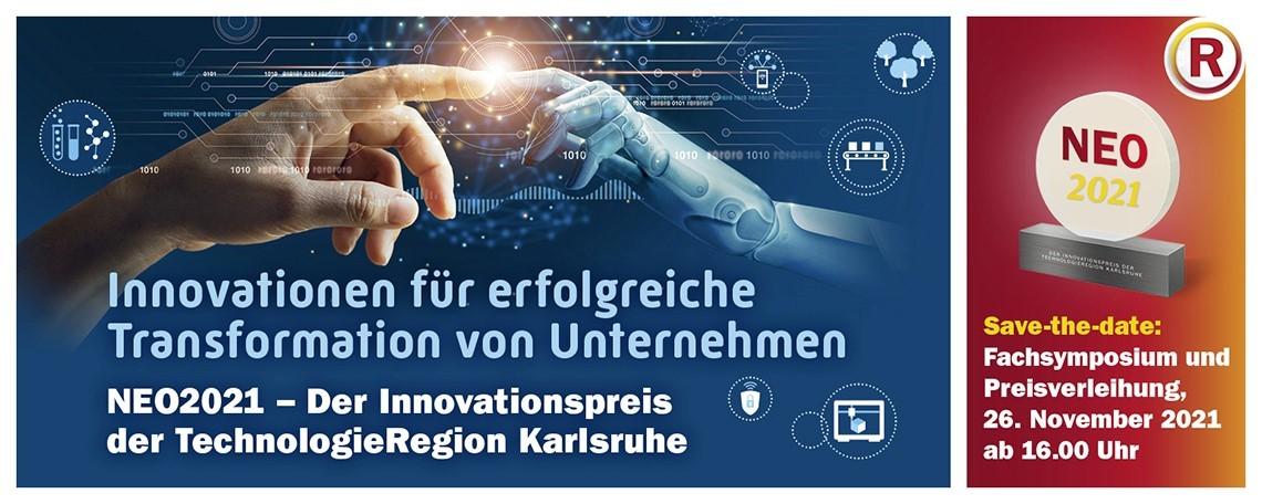 Fünf Innovationen stehen im Finale des NEO2021