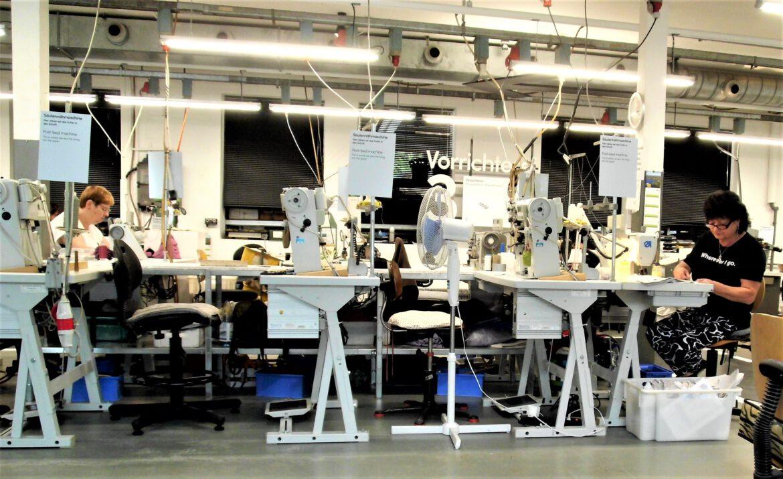 Hauenstein erhält neues Besucher- und Erlebniszentrum der Josef Seibel Schuhfabrik