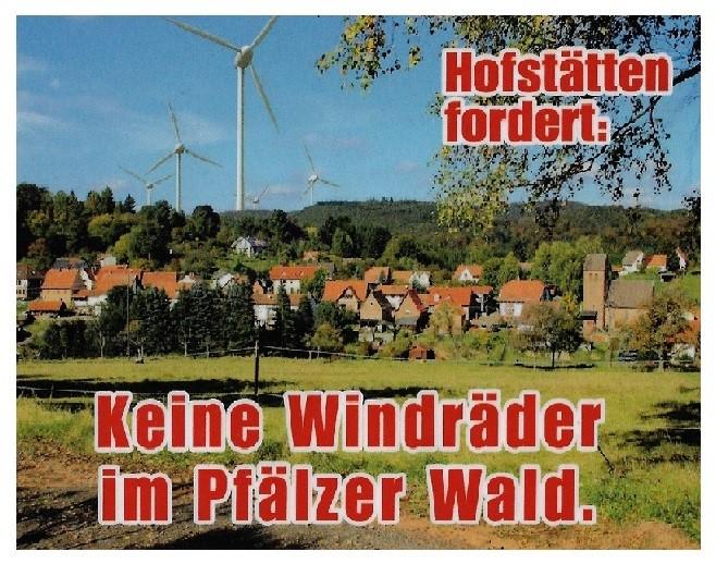 Südwestpfälzer Landtagsabgeordneter Christof Reichert (CDU):Windkraft im Pfälzerwald bringt keinen spürbaren Nutzen