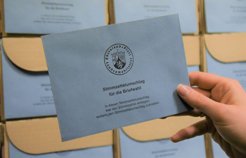 Pirmasens: Bereits heute Rekord an Briefwählern