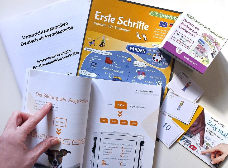 Kreisvolkshochschule startet neue Deutschkurse nach den Sommerferien