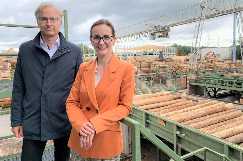 Freie Wähler (FW) Rheinland-Pfalz:Umbau zu klimaresistenten Wäldern muss wirtschaftlich sinnvoll erfolgen