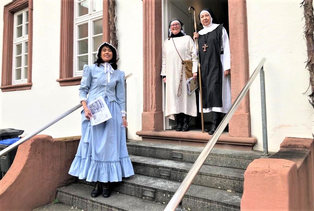 """Gästeführung in Edenkoben.""""Auf den Spuren starker Frauen"""""""
