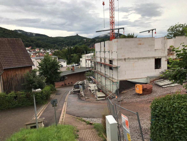Wohnbauprojekt Nordring.Baugenehmigung rechtens. Anwohnerklagen abgewiesen