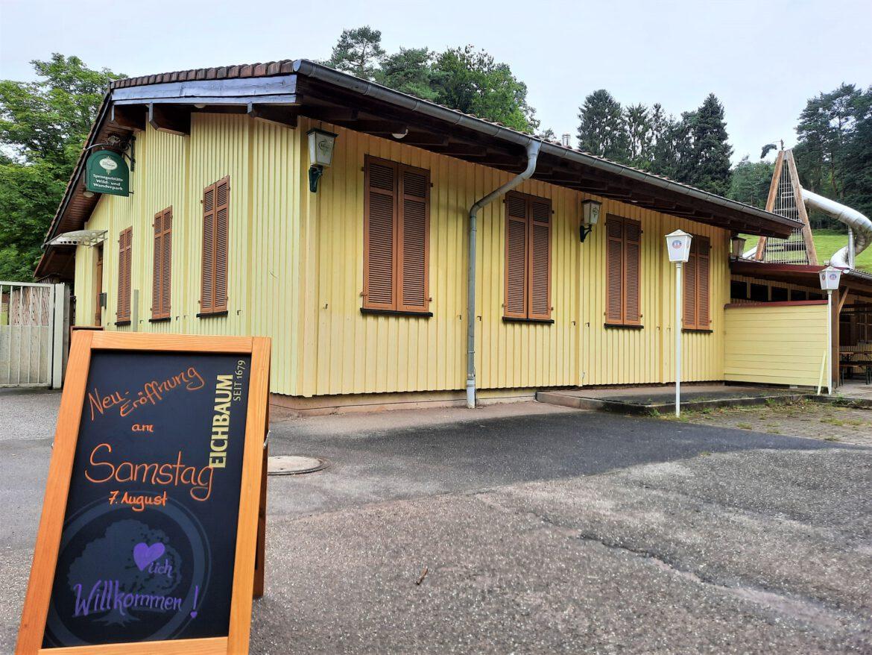 Wild- und Wanderpark Silz.Endlich wieder Pfälzer Küche: Gaststätte öffnet am Samstag