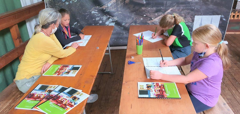 Ferienprogramm in der Südwestpfalz.Sommerschule, Feriensprachkurse, Ferienbetreuung.Noch Anmeldungen für freie Plätze möglich