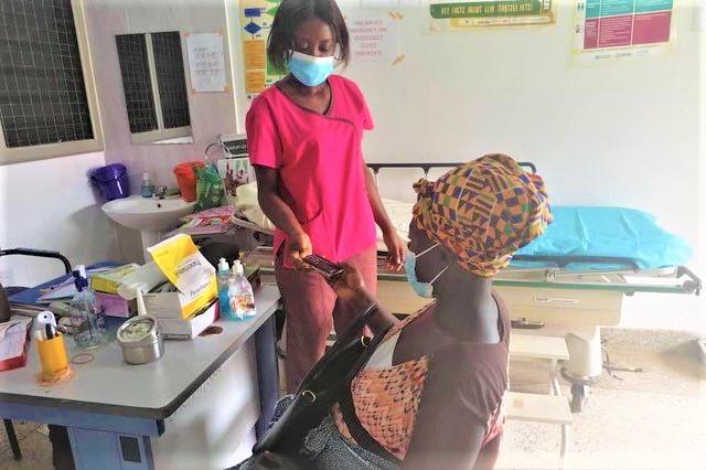 Lions und URIDU: Gemeinsam für Mütter und Kinder in Ghana