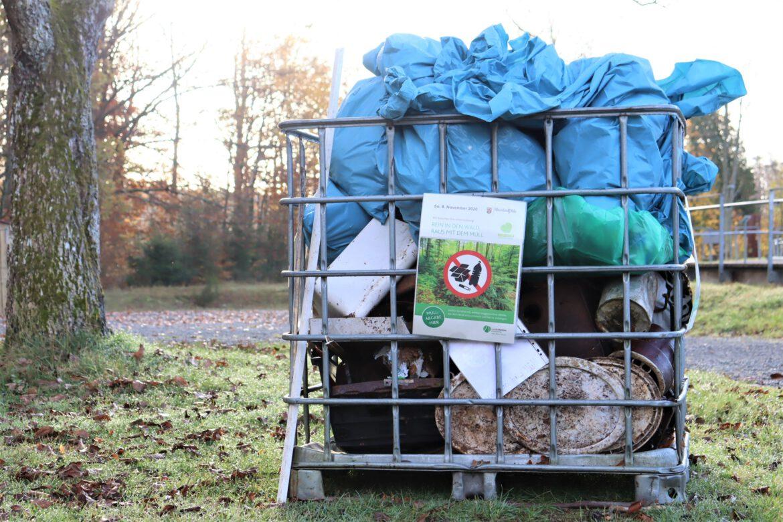 World Cleanup Day. Dreck-weg-Tag.Aktionen zur Pflege der Umwelt