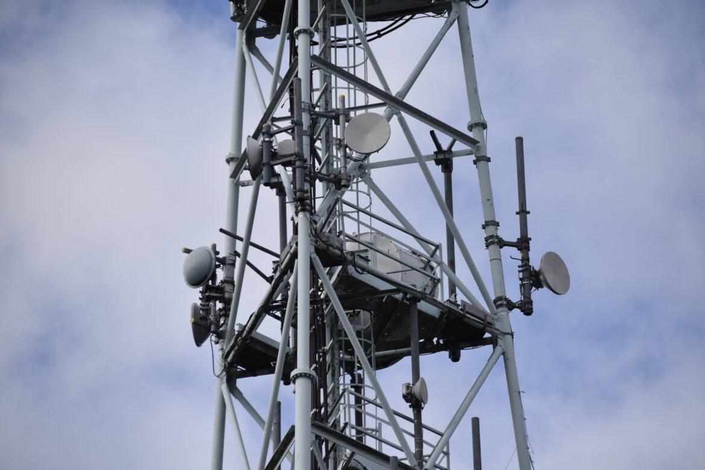 Grenzüberschreitenden Kommunikation im Krisenfall.Ortsfeste Satelliten-Kommunikationsanlage auch bei der KV Südwestpfalz