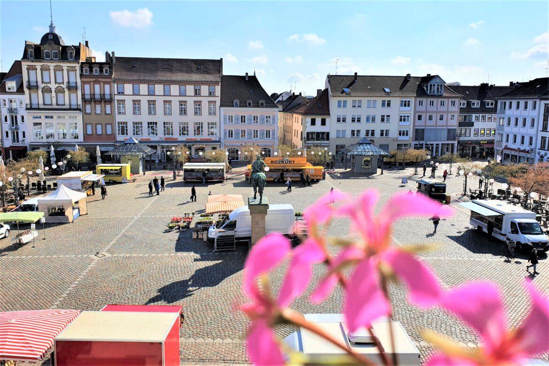 Landauer Wochenmarkt ab Donnerstag, 16. September, wieder auf dem Rathausplatz
