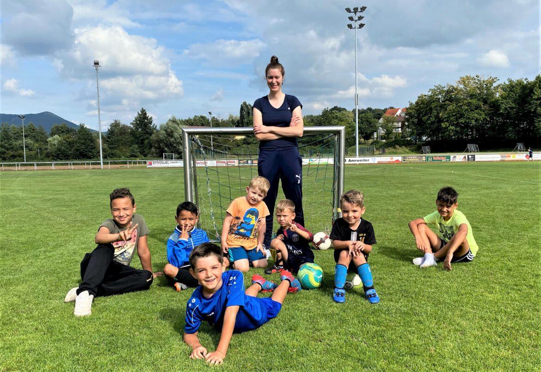 VfB Annweiler. Bambini-Team sucht noch Verstärkung