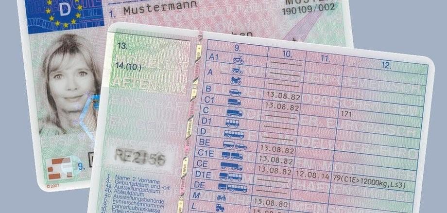Führerschein Pflichtumtausch. Landkreis Südwestpfalz.Anträge können bei den Verbandsgemeinden gestellt werden
