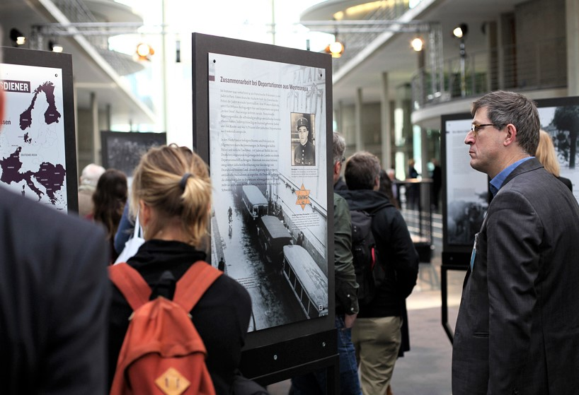 """""""Wie war der Holocaust möglich?"""".Ausstellung in Pirmasens sucht Antworten"""